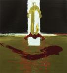 Royal Blood 2007 oil on canvas 183 x 168 cms