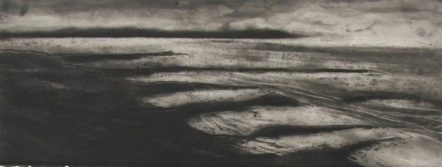 Killchattan 2009 etching edit. 30 14.5x37.5 cm