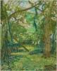 Mark Cazalet Rachel's Covet Summer 4 chalk 48x40cm