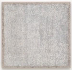 AH47, 2015 mixed media/muslin/linen 100x105cm